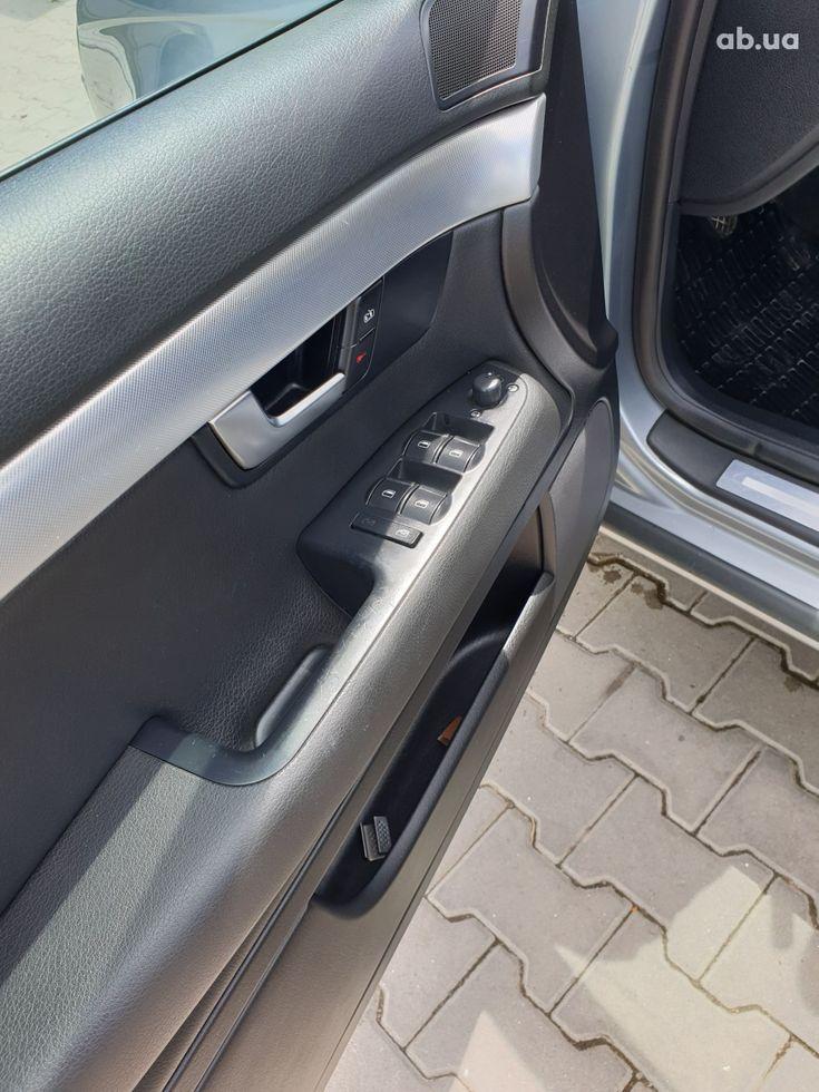 Audi A4 2007 серый - фото 14