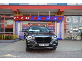 Продажа б/у BMW X6 2015 года - купить на Автобазаре