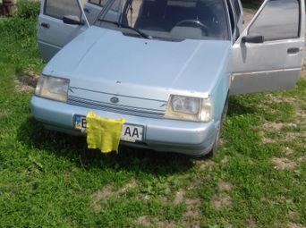 Автомобиль бензин ЗАЗ 1103 2004 года б/у - купить на Автобазаре