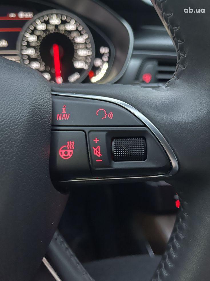 Audi A6 2013 черный - фото 17