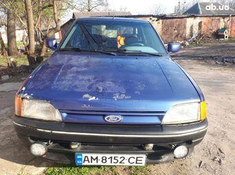 Продажа б/у Ford Escort - купить на Автобазаре