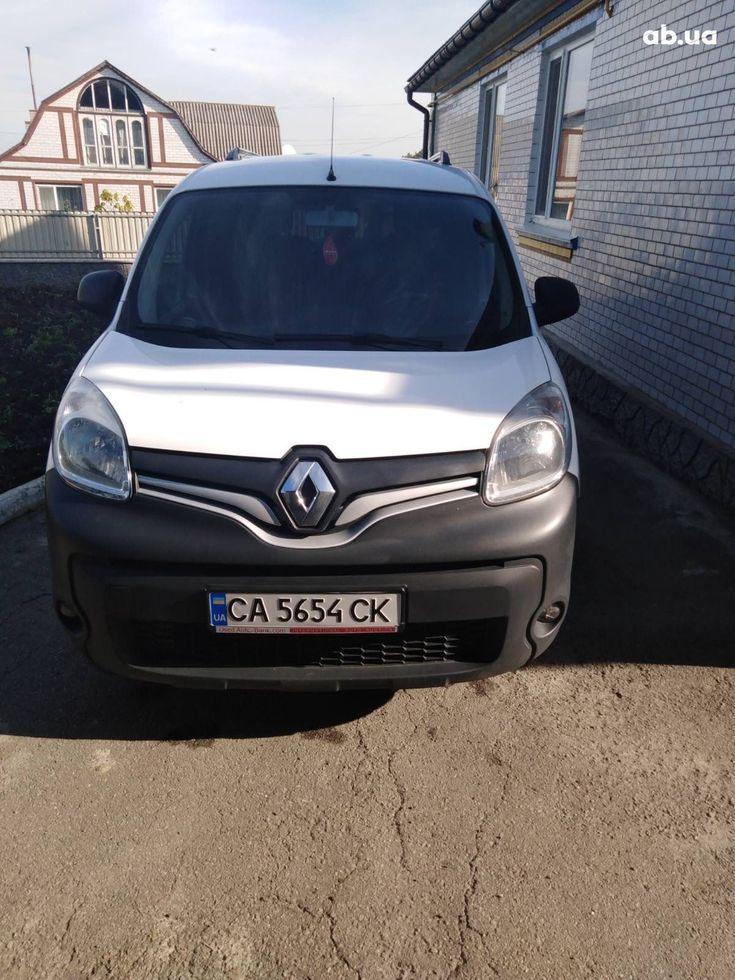 Renault Kangoo 2014 белый - фото 9