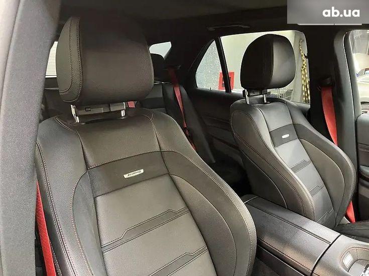Mercedes-Benz GLE-Класс 2020 серый - фото 5