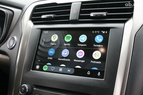 Ford Fusion 2017 серый - фото 12