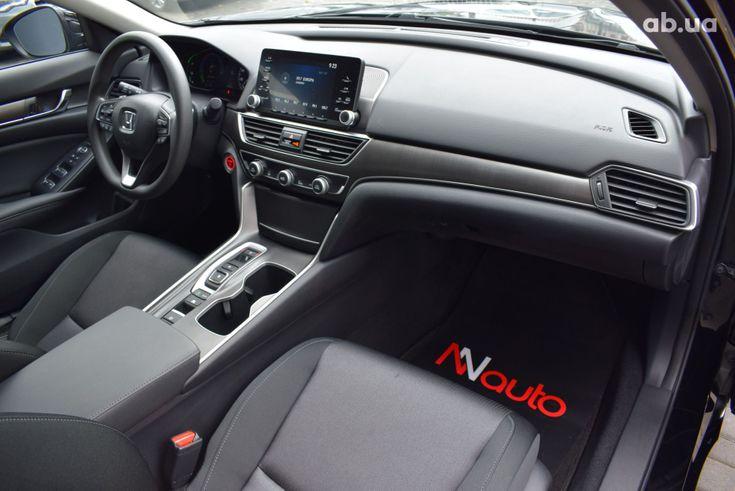 Honda Accord 2020 черный - фото 8