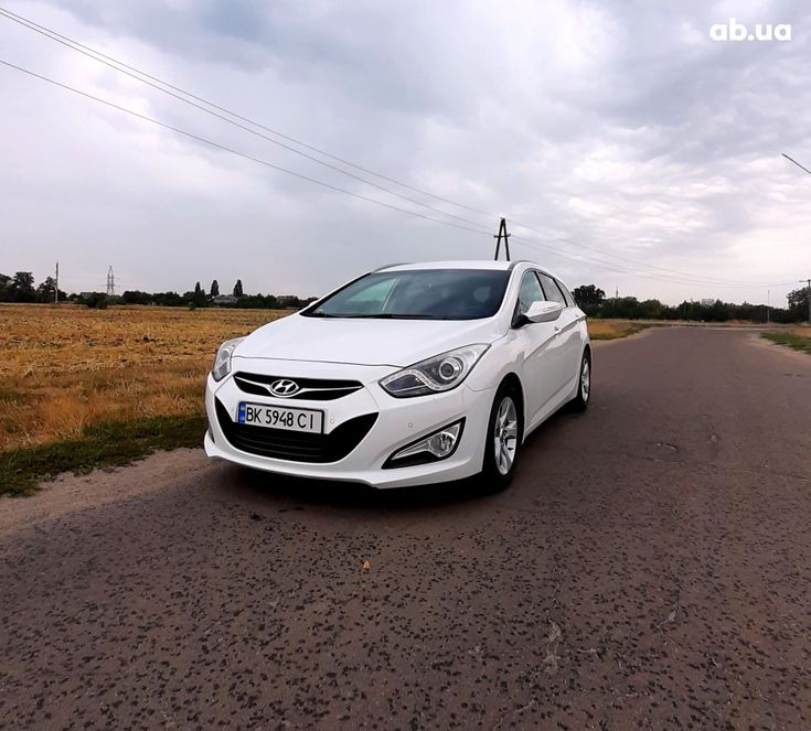Hyundai i40 2011 - фото 1