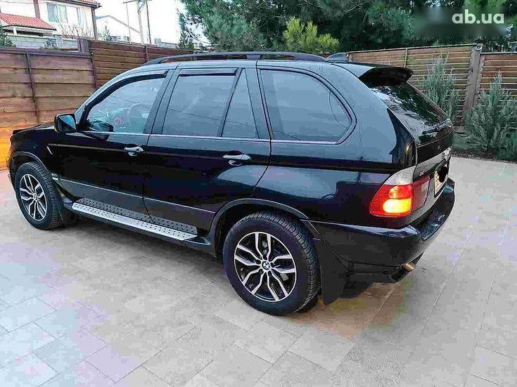 BMW X5 2005 черный - фото 3