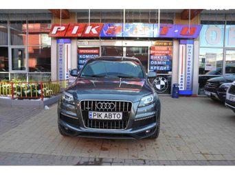 Автомобиль бензин Ауди Q7 б/у - купить на Автобазаре