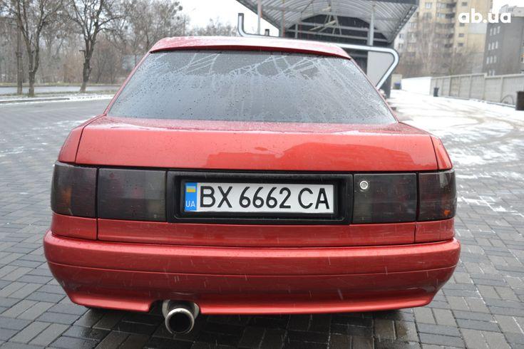 Audi 80 1987 - фото 9