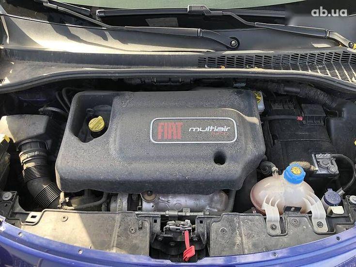 Fiat 500L 2015 синий - фото 5