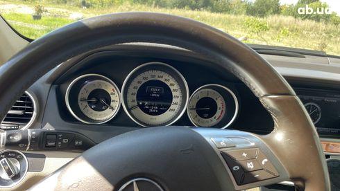 Mercedes-Benz C-Класс 2013 синий - фото 8