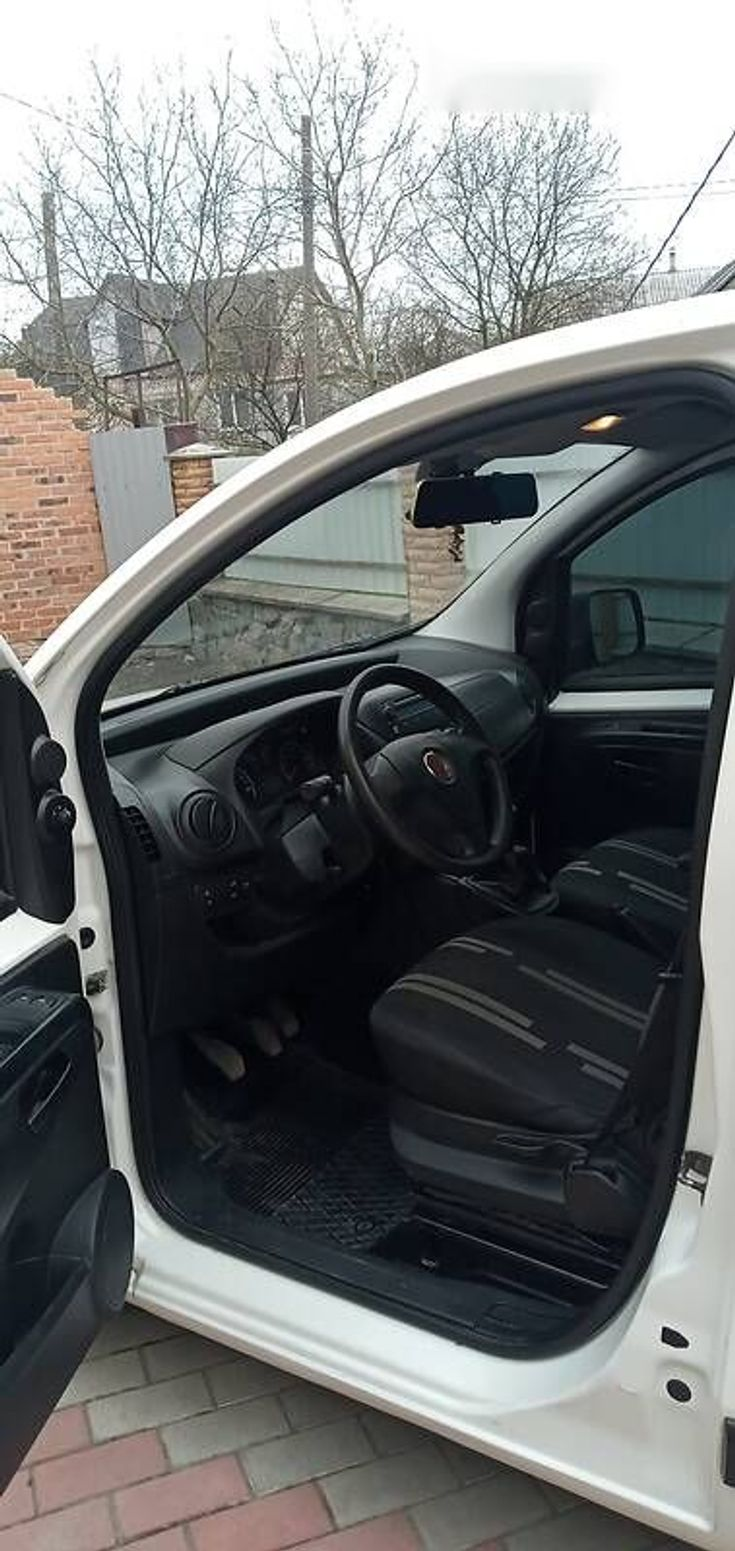 Fiat Fiorino 2014 белый - фото 11