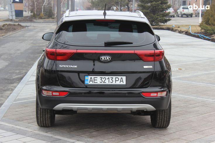 Kia Sportage 2016 черный - фото 3