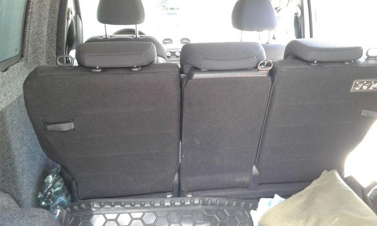 Volkswagen Caddy 2011 черный - фото 10