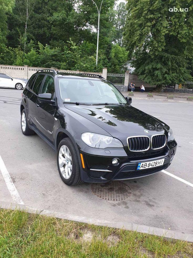 BMW X5 2011 черный - фото 5