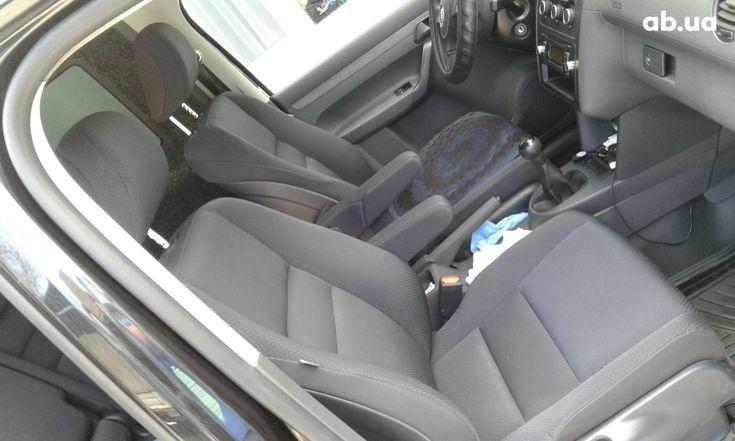 Volkswagen Caddy 2011 черный - фото 3