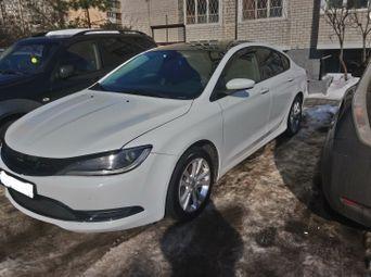 Продажа б/у Chrysler 200 2015 года - купить на Автобазаре