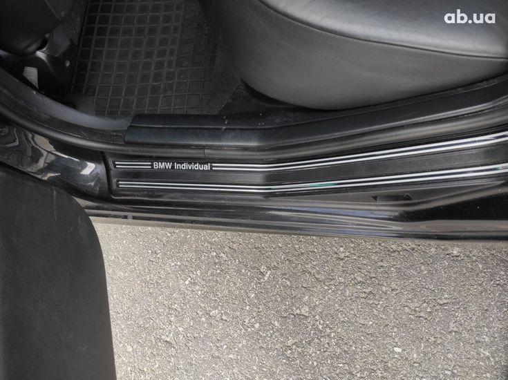 BMW 3 серия 2003 черный - фото 14