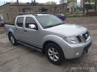Продажа б/у Nissan Navara Автомат - купить на Автобазаре