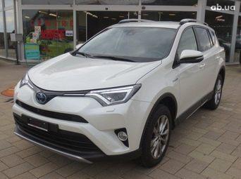 Купить Toyota RAV4 Hybrid 2017 бу в Киеве - купить на Автобазаре