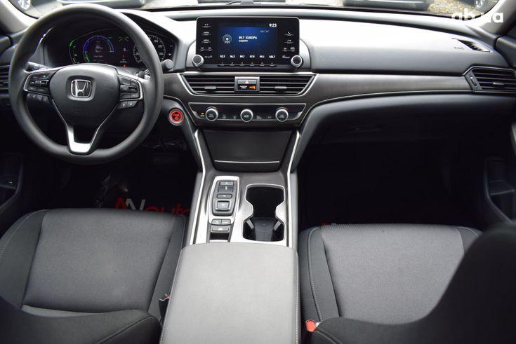 Honda Accord 2020 черный - фото 7