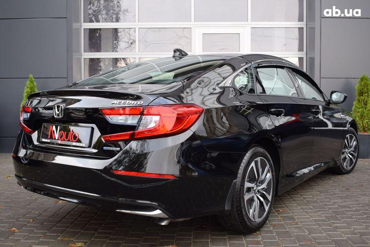 Honda Accord 2020 черный - фото 3