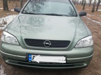 Автомобиль бензин Опель Astra G 2008 года б/у - купить на Автобазаре