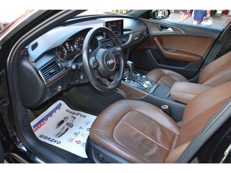 Audi A6 2016 черный - фото 11