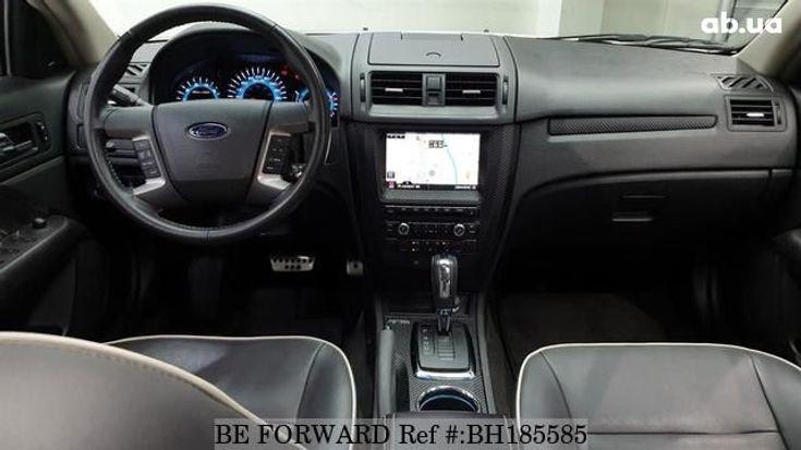 Ford Fusion 2012 белый - фото 3