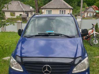 Автомобиль дизель Мерседес-Бенц Vito 2007 года б/у - купить на Автобазаре
