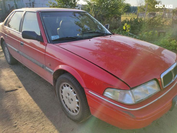 Rover 820 1994 красный - фото 2
