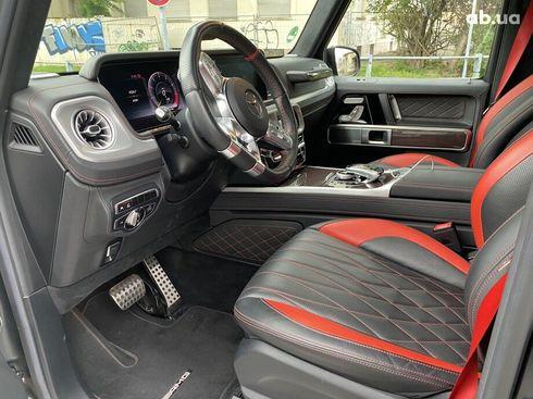 Mercedes-Benz G-Класс 2020 черный - фото 19
