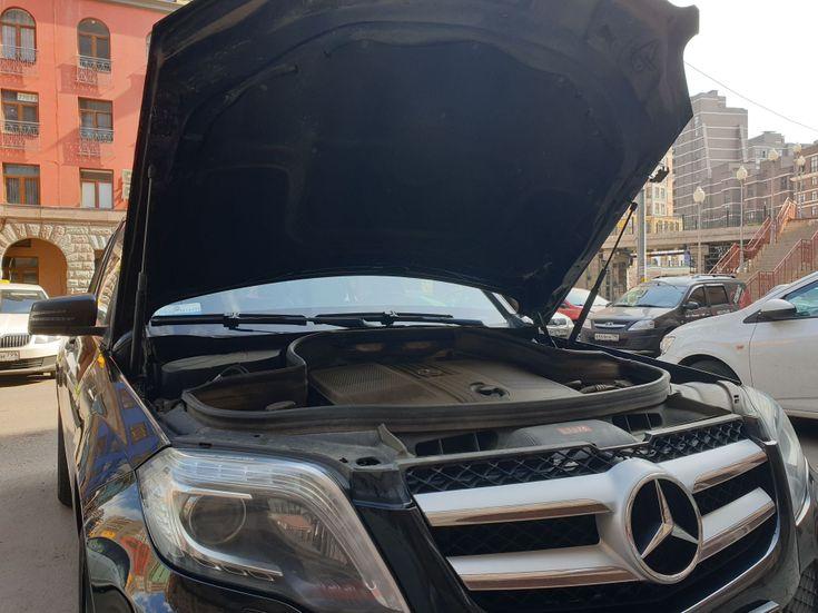 Mercedes-Benz GLK-Класс 2012 черный - фото 7