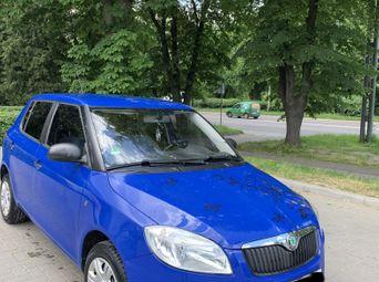 Продажа б/у Skoda Fabia 2009 года - купить на Автобазаре