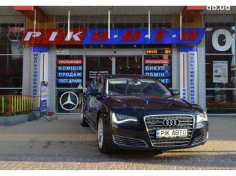 Автомобиль бензин Ауди A8 2012 года б/у - купить на Автобазаре