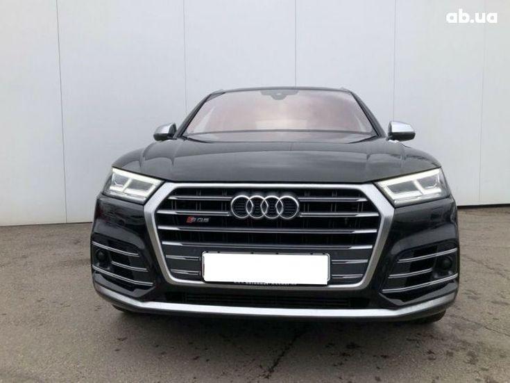 Audi SQ5 2018 черный - фото 1
