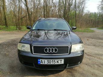 Продажа б/у Audi A6 Вариатор 2002 года - купить на Автобазаре