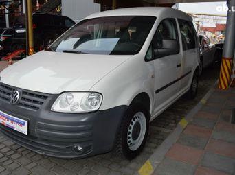 Продажа б/у Volkswagen Caddy Механика 2005 года во Львове - купить на Автобазаре