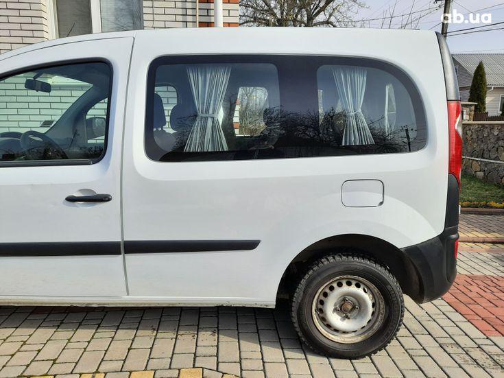 Renault Kangoo 2011 белый - фото 3