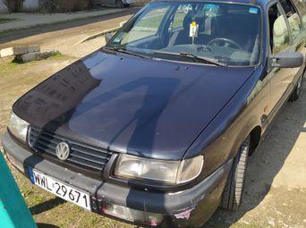 Автомобиль бензин Фольксваген Passat 1995 года б/у - купить на Автобазаре
