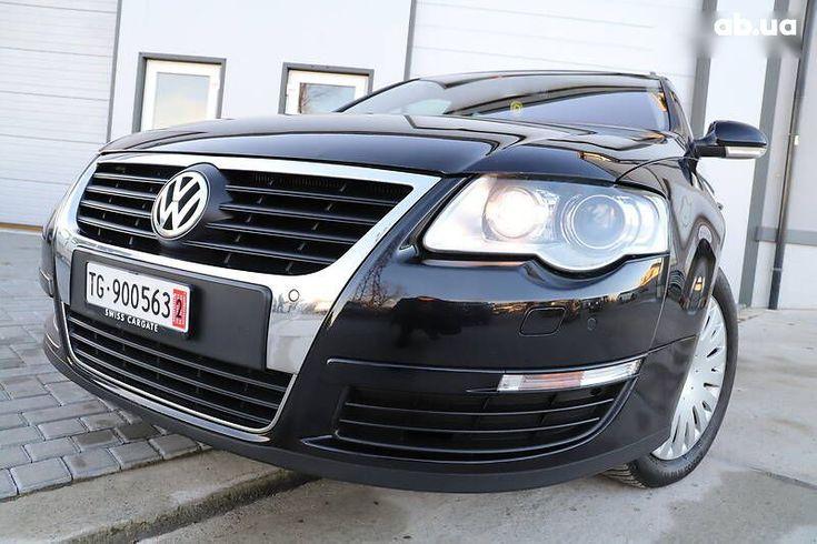 Volkswagen passat b6 2008 черный - фото 11
