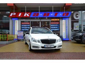 Автомобиль дизель Мерседес-Бенц E-Класс 2012 года б/у - купить на Автобазаре