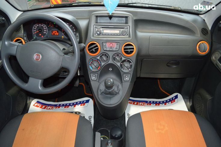 Fiat Panda 2008 - фото 6