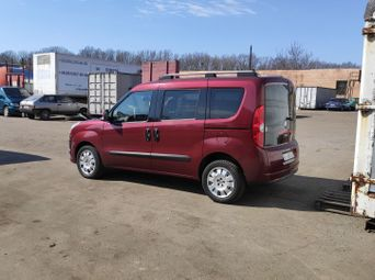 Продажа б/у Fiat Doblo Механика 2010 года - купить на Автобазаре