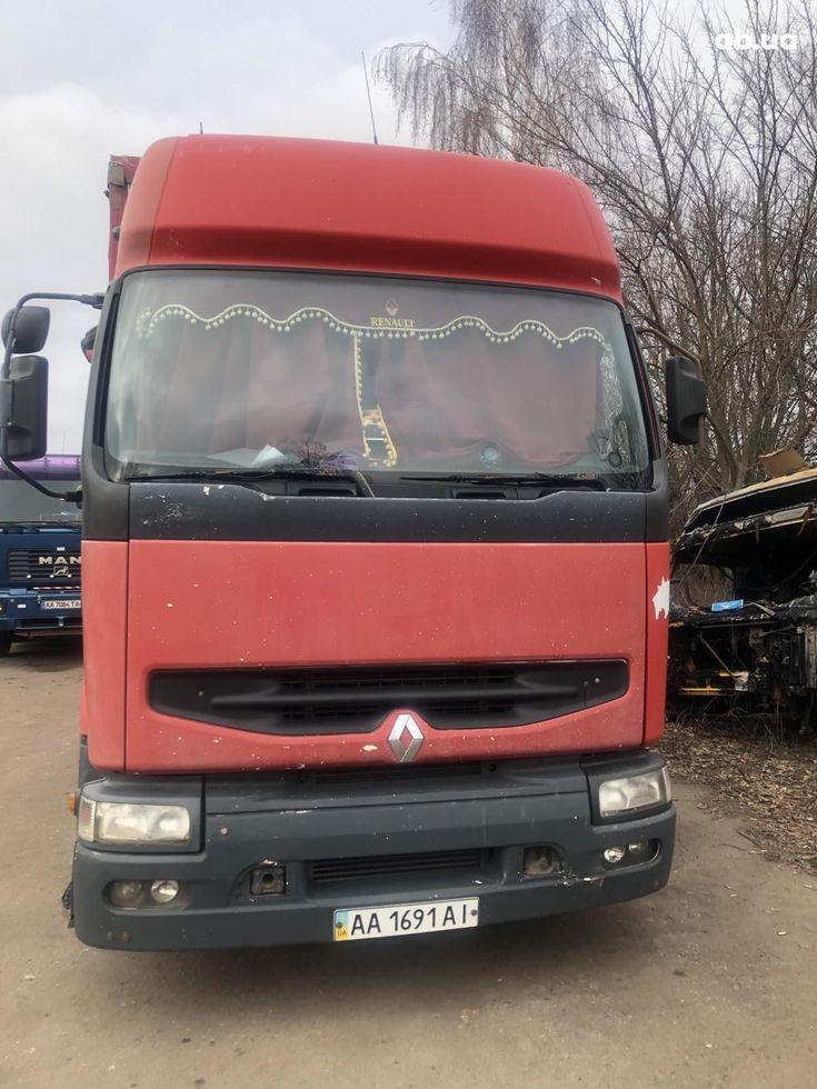 Renault Premium 2000 красный - фото 2