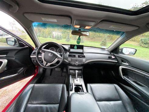 Honda Accord 2012 красный - фото 11