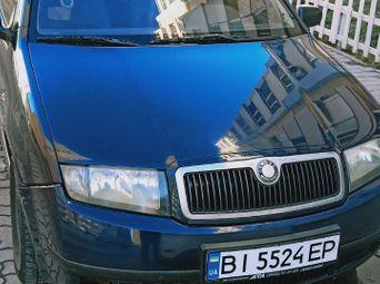 Продажа б/у Skoda Fabia Механика 2001 года - купить на Автобазаре