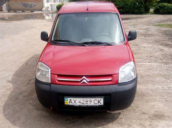Продажа б/у Citroёn Berlingo 2011 года - купить на Автобазаре