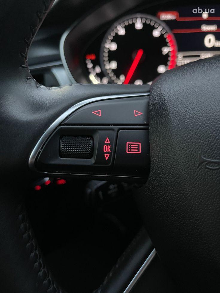 Audi A6 2013 черный - фото 20