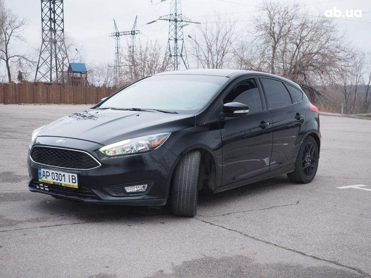 Ford Focus 2015 черный - фото 4